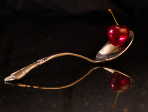 Spoon and Cherry